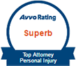 Avvo Top Personal Injury Attorney